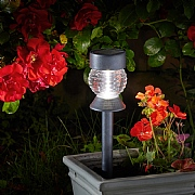 Smart Solar Crystal 365 Solar Stake Light - 5 Lumen