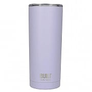 Built 590ml Double Walled Stainless Steel Travel Mug Lavender