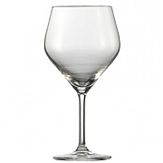 Schott Zweisel Set of 6 Audience Burgundy Glasses
