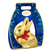 Lindt Gold Bunny With Carrier (500g)