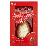 Lindt Lindor Milk Chocolate Shell Easter Egg (285g)