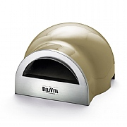 DeliVita Outdoor Wood Fired Oven Olive Green