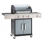 Landmann Triton MaxX 3.1 Burner Gas Barbecue - Graphite