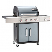 Landmann Triton MaxX 4.1 Burner Gas Barbecue - Graphite