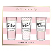 Baylis & Harding The Fuzzy Duck Pink Gin Fizz Assorted Hand Cream Gift Set