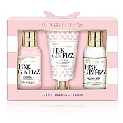 Baylis & Harding The Fuzzy Duck Pink Gin Fizz Luxury Bathing Gift Set