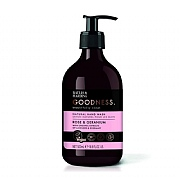 Baylis & Harding Goodness Rose & Geranium Natural Hand Wash 500ml