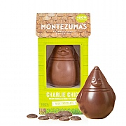 Montezuma's Charlie Chick Milk Chocolate Egg with Buttons (100g)