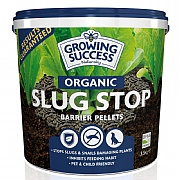 Growing Success Organic Slug Stop Pellet Barrier Tub 5L