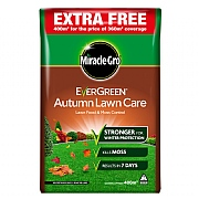 Evergreen Autumn Lawn Feed & Moss Killer - 400m2