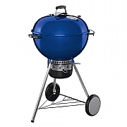 Weber Master-Touch 57cm Charcoal Barbecue Ocean Blue