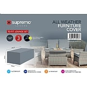 Supremo Turin Lounge Set Cover