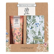 Heathcote & Ivory In The Garden Gardening Gloves Gift Set