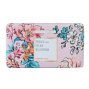 Pink & Pear Blossom Scented Soap 240g