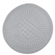 Mary Berry Signature Grey Cotton Placemat