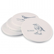 Mary Berry Set of 4 Birds Coasters