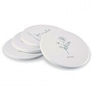 Mary Berry Set of 4 Flowers Coasters