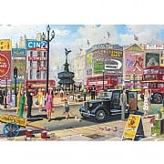 Gibsons Piccadilly 250XL Piece Jigsaw Puzzle