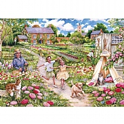 Gibsons Childhood Memories 500 Piece Jigsaw Puzzle