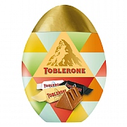 Toblerone Easter Egg Container with Assorted Mini Bars (192g)