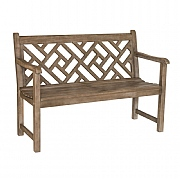 Alexander Rose Sherwood Chorus Bench 4ft