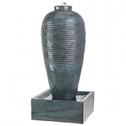 Kaemingk Slim Jar Water Feature 105cm