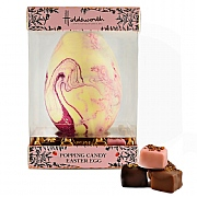 Pink Popping Candy Easter Egg (300g)