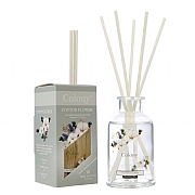Wax Lyrical Colony Cotton Flower Reed Diffuser 100ml