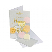 Wax Lyrical Giftscents 'Happy Birthday' Scented Greetings Card