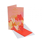 Wax Lyrical Giftscents 'With Love' Scented Greetings Card