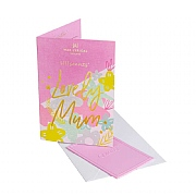 Wax Lyrical Giftscents 'Lovely Mum' Scented Greetings Card