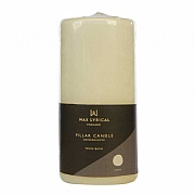 Wax Lyrical White Pillar Candle 7x15cm