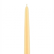 Wax Lyrical Ivory Taper Candle 25cm