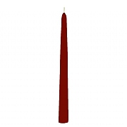 Wax Lyrical Rust Taper Candle 25cm