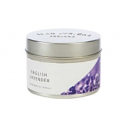 Wax Lyrical Made In England English Lavender Tin Candle