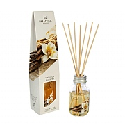 Wax Lyrical Made In England Vanilla Flower Reed Diffuser 100ml
