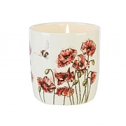 Wrendale Meadow Ceramic Jar with Candle