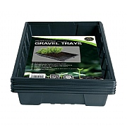 Garland Professional Gravel Tray (Pack of 5)