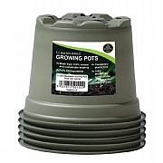 Garland Bio-Based 9cm Growing Pots (Pack of 5)