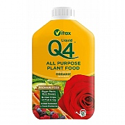 Vitax Q4 All Purpose Plant Food Liquid - 1 Litre