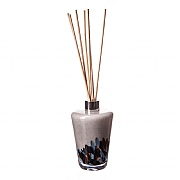 Amelia Art Glass Blue Dynasty Conical Reed Diffuser
