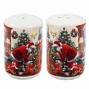Macneil Santa Salt & Pepper Set