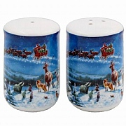 Macneil Magic of Christmas Salt & Pepper Set