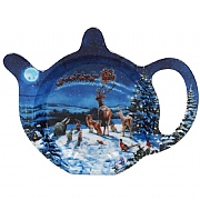 Macneil Magic of Christmas Teabag Tidy