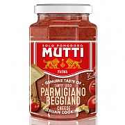 Mutti Tomato Pasta Sauce with Parmesan (400g)