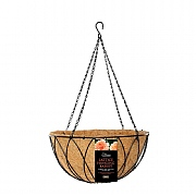 Tom Chambers Lattice 30cm Hanging Basket with WaterSave Liner