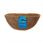 Tom Chambers 40cm WaterSave Coco Fibre Hanging Basket Liner