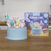 Bakedin Mermaid Celebration Cake Kit
