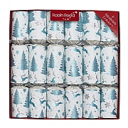 "Robin Reed Wonderland Dawn 12"" Christmas Crackers (Pack of 6)"