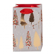 Glick Stephanie Dyment Trees Perfume Gift Bag